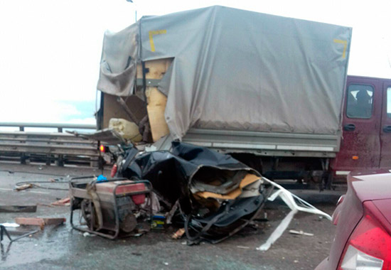 В трагедии наКрасавинском мосту погибли два человека
