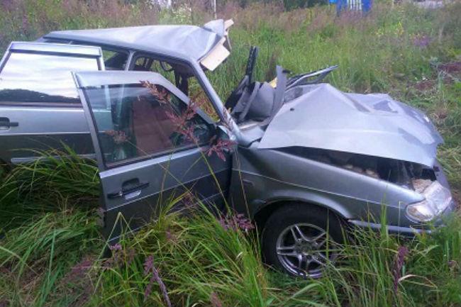 На автотрассе Оса-Чернушка умер шофёр