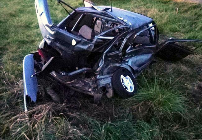 ВДТП натрассе Пермь-Екатеринбург умер пассажир ВАЗа