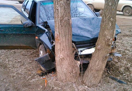 ВКудымкаре нетрезвый шофёр устроил трагедию исам вней пострадал