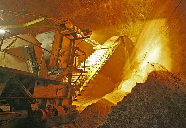 ВПрикамье натерритории шахты «Уралкалия» умер рабочий
