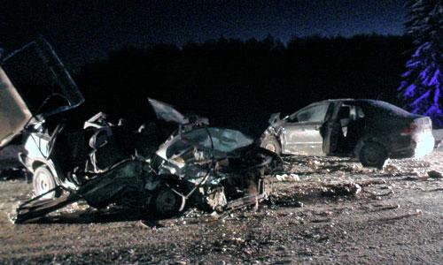 ВПрикамье пассажир ВАЗа умер вДТП повине автоледи