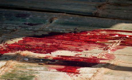 Пермяк зарезал приятеля исжег свою одежду 05мая в17:13