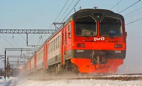 ВТюменской области стоимость проезда впригородных поездах осталась прошлой