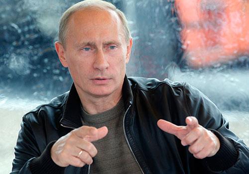 Пермяк пожаловался антимонопольщикам на«голос Путина» врекламе
