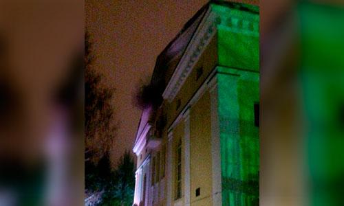 ВМЧС назвали причину пожара вбывшем кинозале «Октябрь»