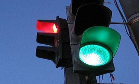 Нацентральных перекрестках вПерми неработают светофоры
