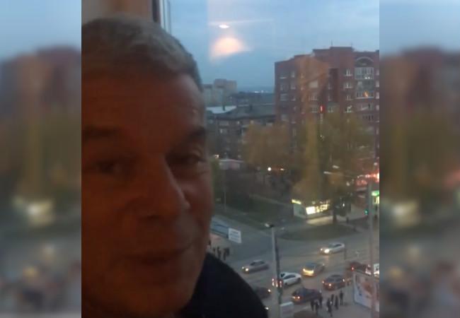 Олег Газманов после ДТП спел оПерми вванной