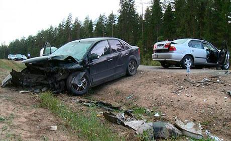 Шесть человек пострадали в трагедии натрассе Воткинск— Кельчино вУдмуртии
