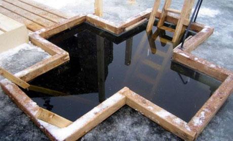 ККрещению вПерми подготовят три купели