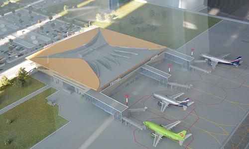 ВПерми новый терминал аэропорта могут сдать без перрона