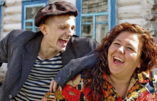 Пермский дуэт «Боня и Кузьмич» показал самую безумную свадьбу