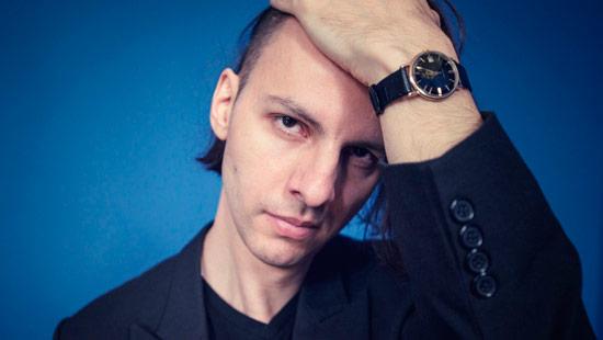 Теодор Курентзис— номинант напремию «Человек года 2017»