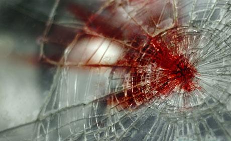 ВПрикамье шофёр иномарки умер, опрокинувшись вкювет