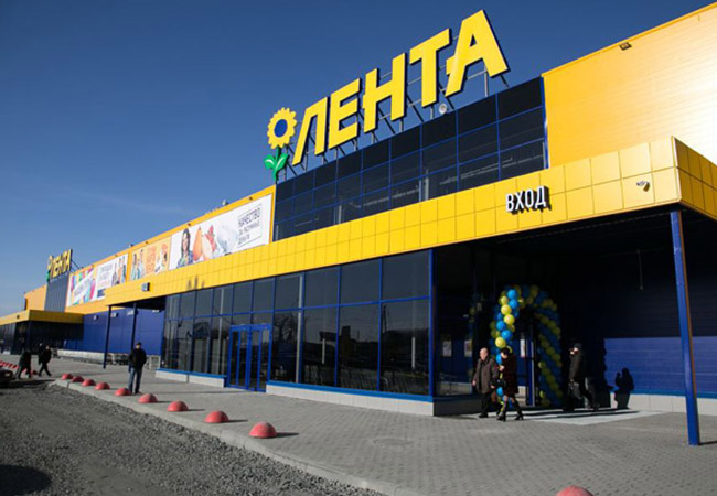 8ноября вПерми откроется новый магазин «Лента» вТЦ «Шоколад»