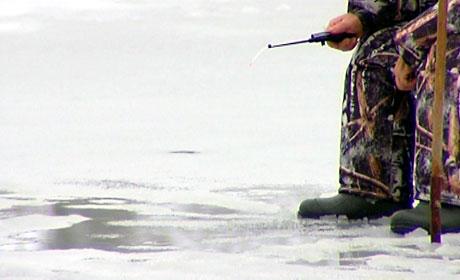 Рыбак нальдине: зимняя рыбалка вПерми едва не завершилась катастрофой