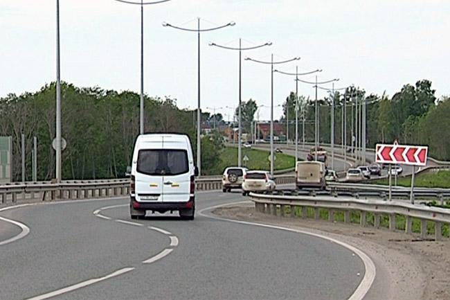 В Перми началась подготовка по выпрямлению шоссе Космонавтов