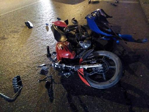 ВПерми 16-летний школьник намотоцикле врезался виномарку
