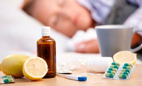 Заболеваемость ОРВИ вТомске практически  наполовину  ниже эпидпорога