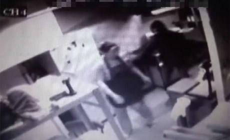 ВПерми осудили преступника , напавшего сножом насотрудницу кафе