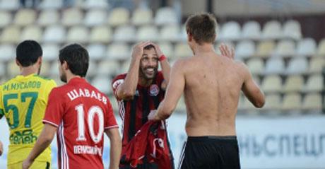 «Амкар» обыграл «Анжи» вматче 2-го тура чемпионата Российской Федерации