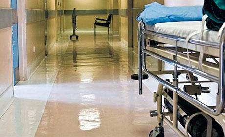 Работники детской клиники вПерми похитили 1,5 млн.
