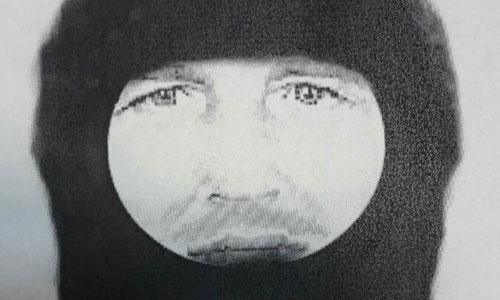 ВСоликамске составлен фоторобот убийцы, вооруженного пистолетом скислотой
