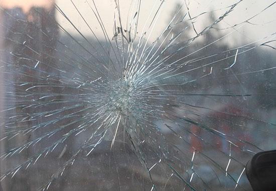 ВПерми ВАЗ столкнулся савтобусом, пассажирка легковушки погибла
