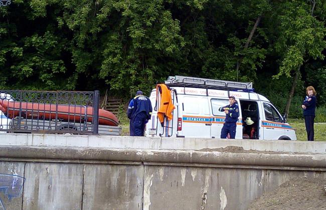 Врайоне Коммунального моста вПерми найдено мужское тело
