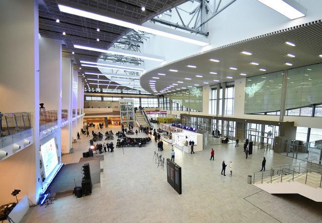 ВПерми открылся новый аэропорт