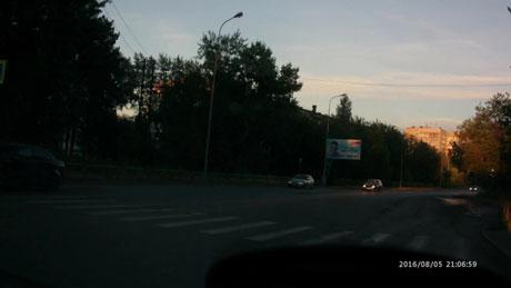 ВЧайковском таксист сбил женщину с сыном