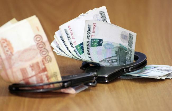 Работники пермской подрядной организации задержаны при передаче крупной взятки