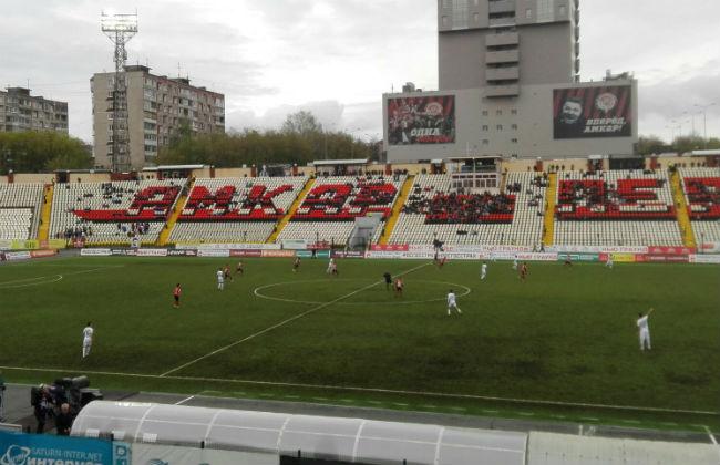 Пермский «Амкар» насвоем поле проиграл «Рубину»— Завершили сезон