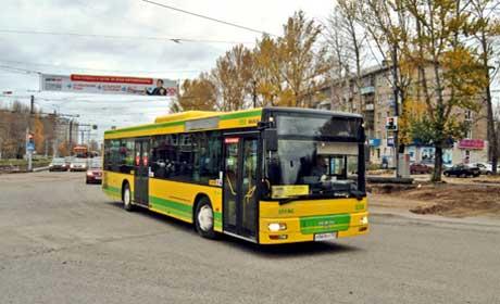 Автобус №37 вернулся на свой