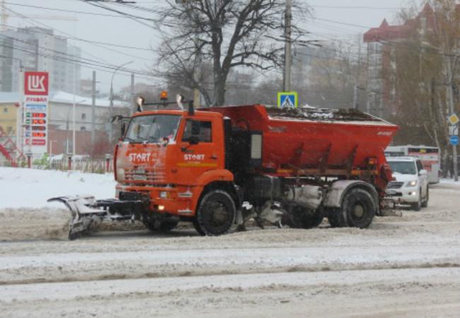Ксередине зимы  вПерми проверят качество уборки снега