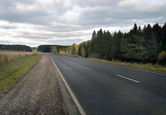 МинтрансРФ примет вфедеральную собственность часть дорог Пермского края
