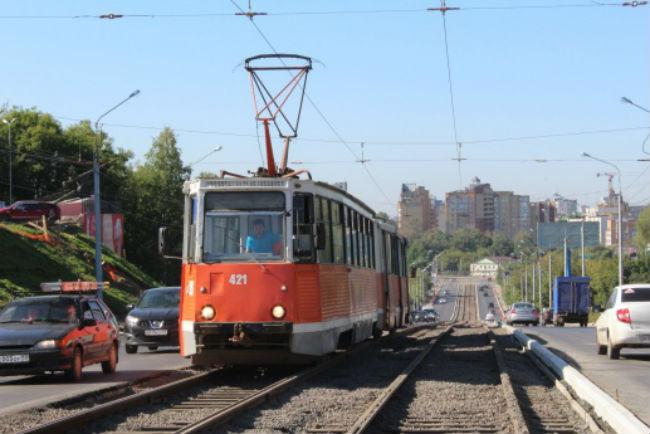 ВПерми хотят уменьшить 65 водителей трамваев итроллейбусов
