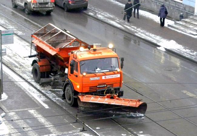 Пермские дороги будут тестировать при помощи нового противогололедного средства