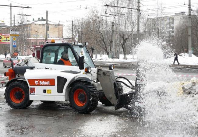 ВПерми задва дня выпала двухнедельная норма снега