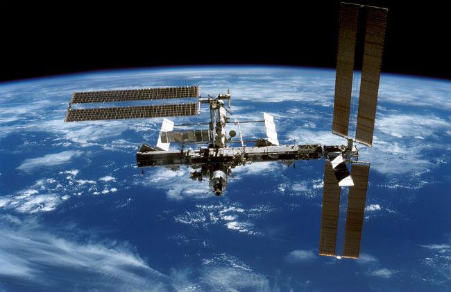 Пермяки могут наблюдать вконце весны полет Международной космической станции