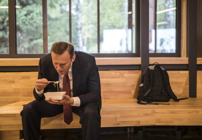 Алексей Навальный проведет вПерми встречу водворе