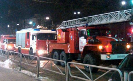 ВПермском крае напожаре вквартире погибли три человека
